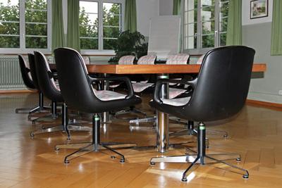 Sitzungszimmer Gemeinderat