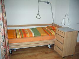 Individuelle Zimmer –  individuelle Pflege und Betreuung