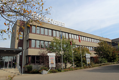 Gewerbegebäude
