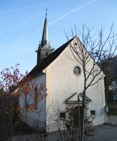 Lorethokapelle Mägenwil