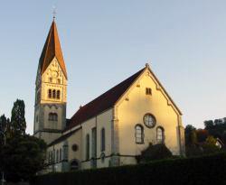 Katholische Kirche Wohlenschwil