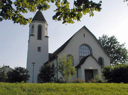 Reformierte Kirche Mellingen