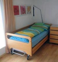 Pflegebett Schlossblick
