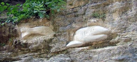 Skulptur Steinbruch Eckwil
