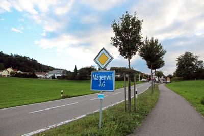 Dorfeingang